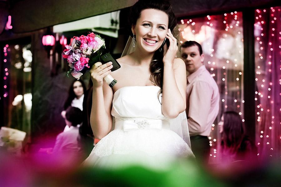 Свадебный и портретный фотограф в Москве